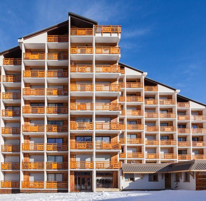 Winterevent les 2 Alpes multi residence 1650